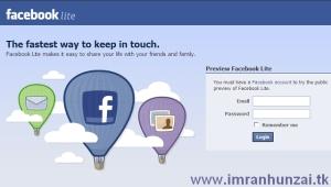 Facebok Lite