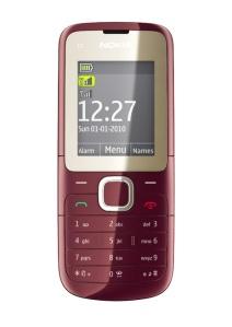 The Nokia C2