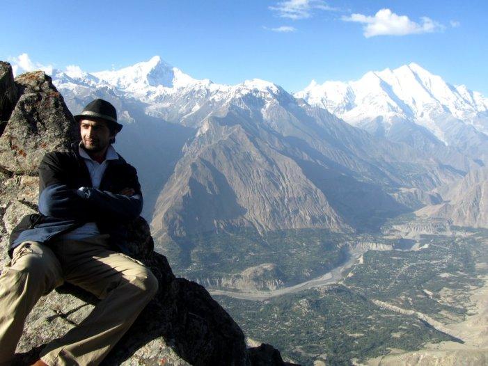 Hon Pass Hunza Valley