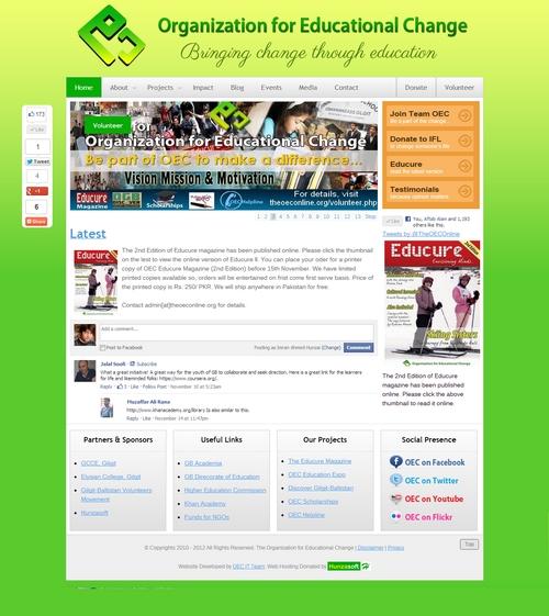 OEC Website
