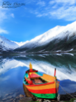 Imran Hunzai: Lake Saif ul Malook